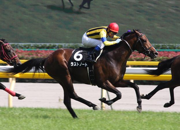 ラストノート レース(10/06/12・くちなし賞)