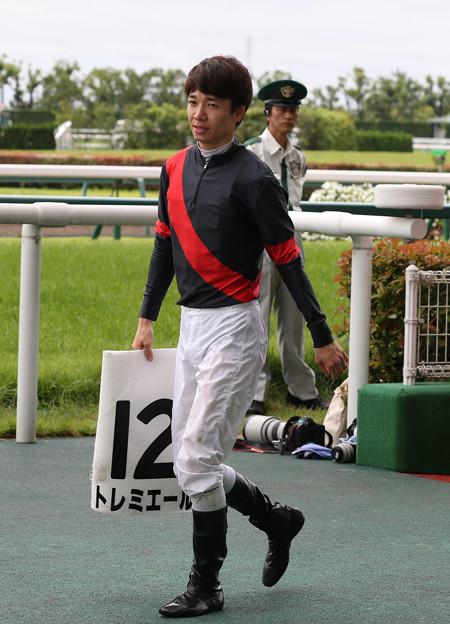 松山 弘平 騎手(19/07/14・2R)