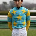 Photos: 横山 和生 騎手(20/01/12・黒竹賞)