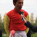 Photos: 中川 雅之 騎手(08/10/12・第43回 サラブレッド大賞典)