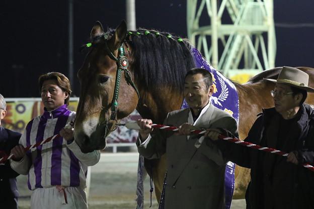 第50回 イレネー記念 口取り(19/03/03)