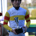 Photos: 幸 英明 騎手_1(19/03/09・ポラリスステークス)