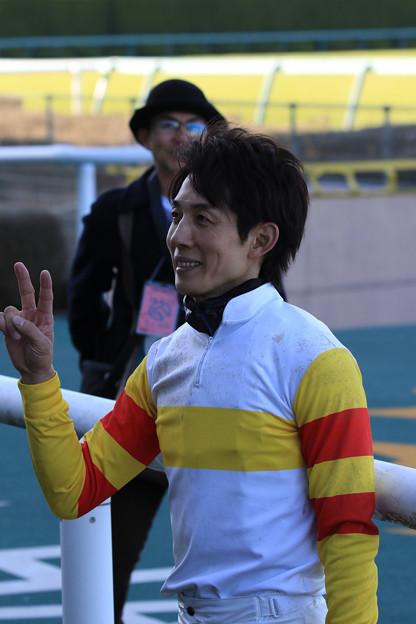 幸 英明 騎手_2(19/03/09・ポラリスステークス)