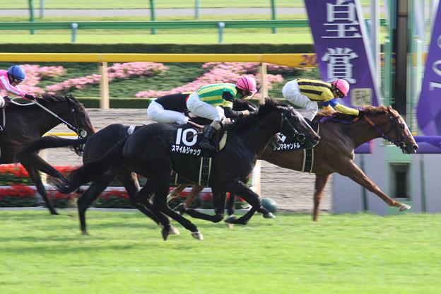 アロマキャンドル レース_2(07/10/20・いちょうステークス)