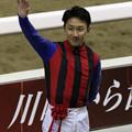 Photos: 吉原 寛人 騎手(19/12/18・第70回 全日本2歳優駿)
