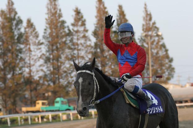 テンリットル レース後_2(05/10/30・第53回 北國王冠)
