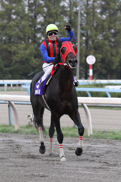 ジャングルスマイル レース後_1(11/11/13・第59回 北國王冠)