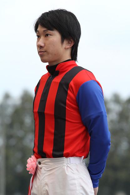吉原 寛人 騎手(11/11/13・第59回 北國王冠)