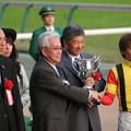 Photos: 第11回 東京中日スポーツ杯 武蔵野ステークス表彰式(06/10/28)