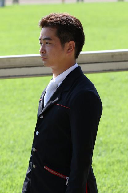 高嶋 活士 選手(19/10/05・日本馬術連盟主催トークショー)