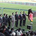 第46回 スポーツニッポン賞 ステイヤーズステークス 口取り(12/12/01)