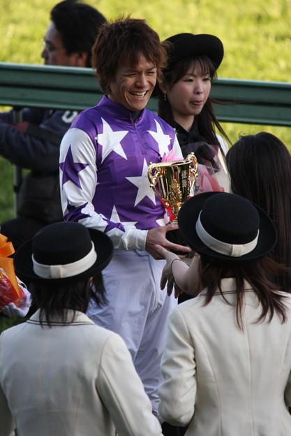 高田 潤 騎手_2(08/12/27・第131回 中山大障害)