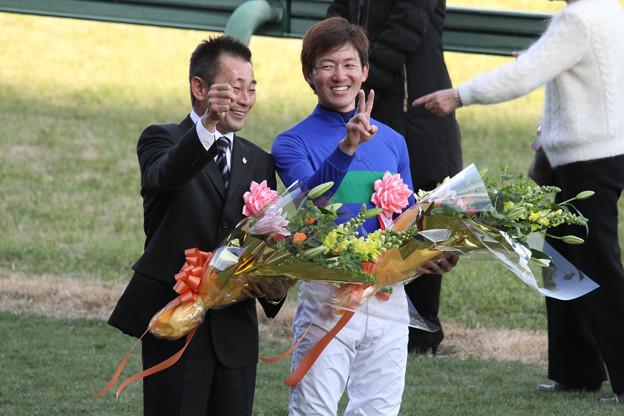 第134回 中山大障害 表彰式_3(11/12/24)