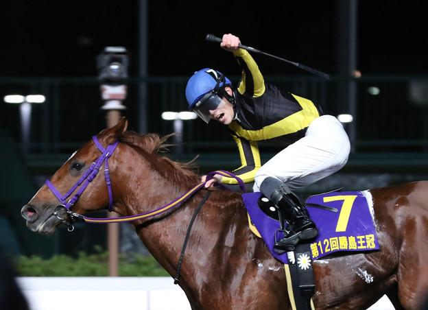カジノフォンテン レース_3(20/12/09・第12回 勝島王冠)