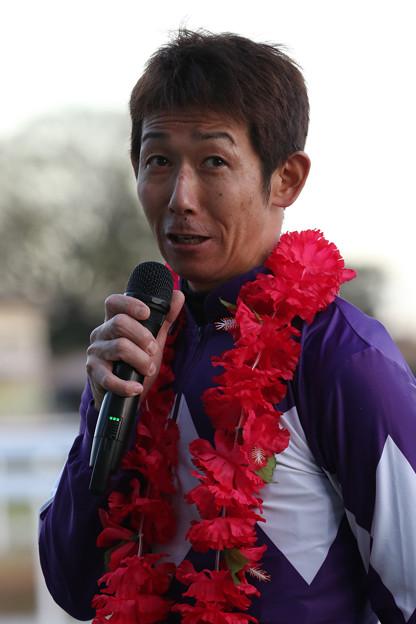 下原 理 騎手(20/12/03・第16回 笠松グランプリ)
