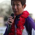 Photos: 下原 理 騎手(20/12/03・第16回 笠松グランプリ)