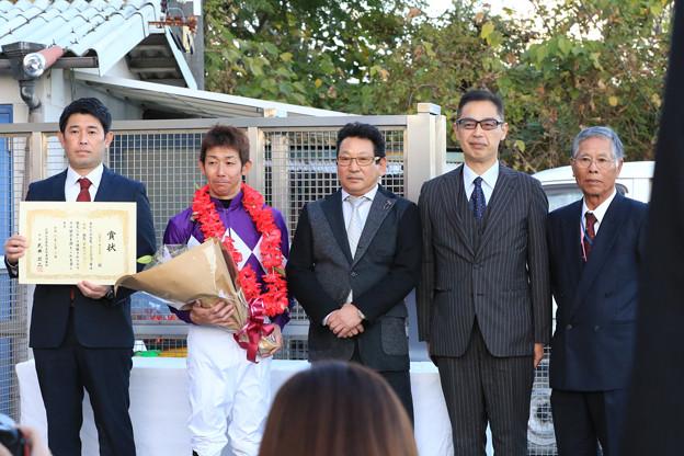 第16回 笠松グランプリ 表彰式(20/12/03)