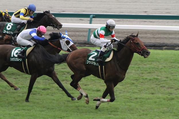 フラガラッハ レース_1(12/07/22・第60回 トヨタ賞中京記念)