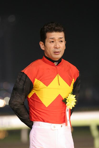 佐藤 隆 騎手_1(05/11/03・第2回 TCKディスタフ)