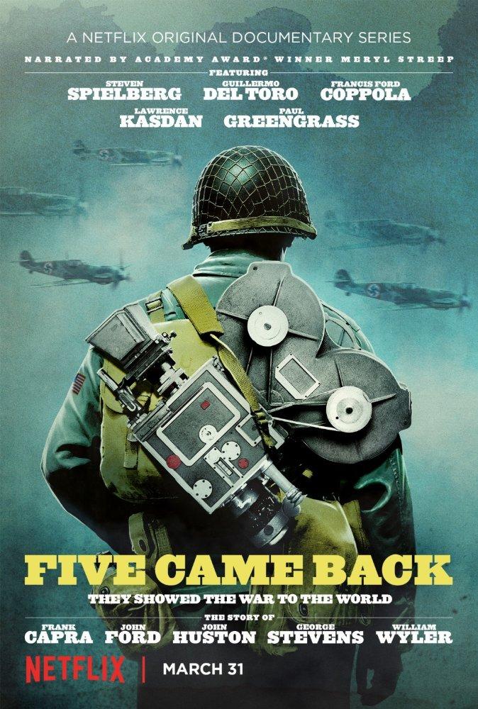 五人归来:好莱坞与第二次世界大战.Five Came Back (2017)