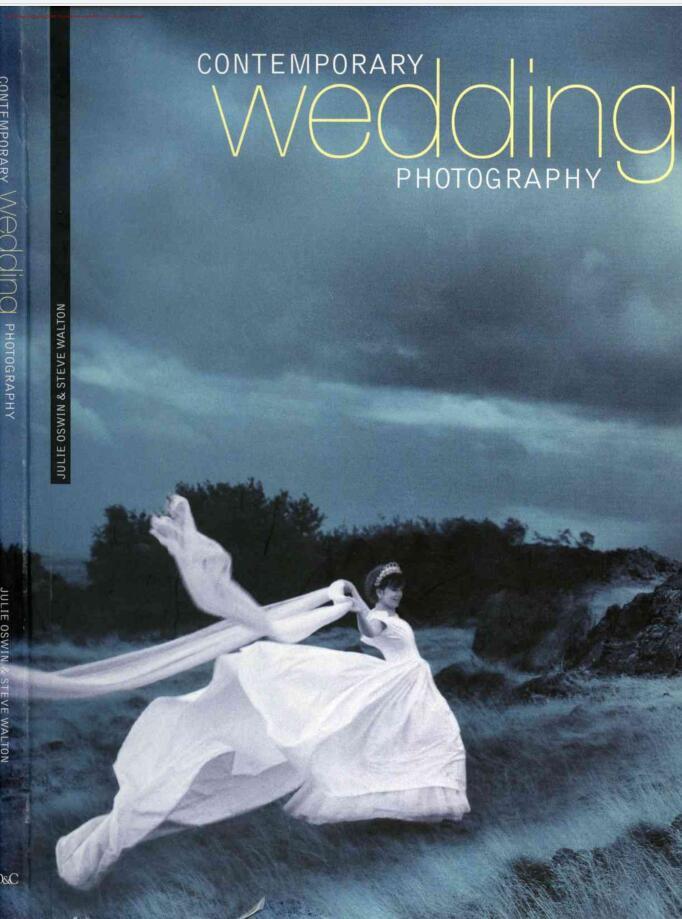 现代婚礼摄影(英文版)