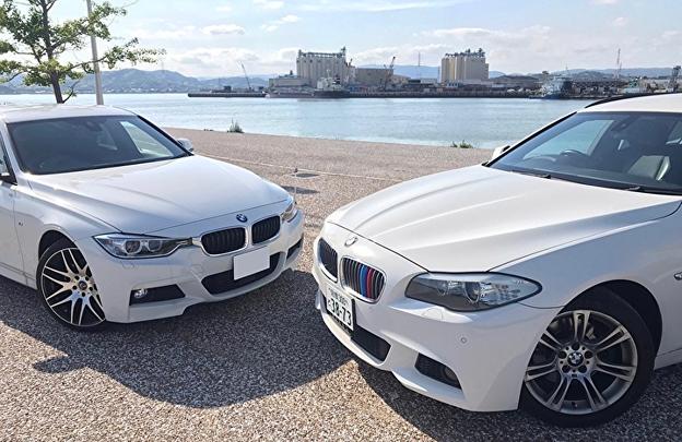 BMW 320d 528i