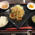 Photos: しょうが焼き定食