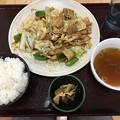 Photos: 回鍋肉定食