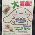 写真: シナモロール しながわの「お土産」大募集!