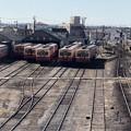 写真: 五井機関区 小湊鉄道