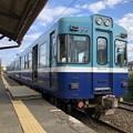 Photos: 銚子電鉄 3000形 外川駅