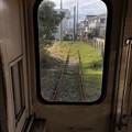 Photos: 銚子電鉄 デハ801 車内