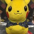 Photos: 一番くじ Pokémon Textile Design ラストワン賞 ピカチュウのぬいぐるみ~ブランケットスタイル~ラストワンver.