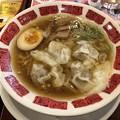 豚肉雲呑麺