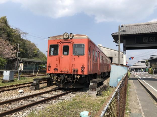 キハ52 125 大多喜駅 いすみ鉄道
