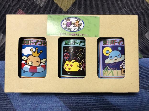 東京ドイツ村 オリジナル地酒カップセット