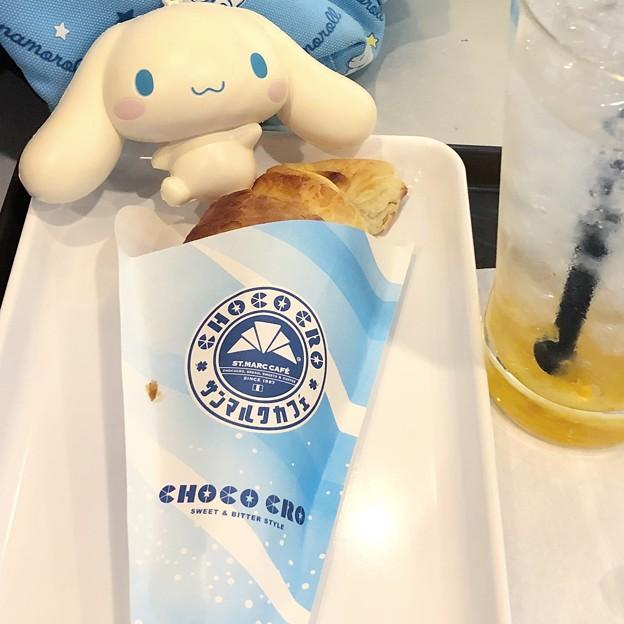 塩ミルクチョコクロ