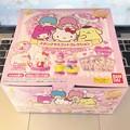 びっくらたまご サンリオキャラクターズ スタンプマスコットコレクション スペシャルコンプリートBOX