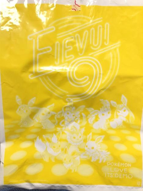 POKEMON LOVE ITS'DEMO ショッパー ビニール袋