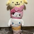 Photos: サンリオキャラクターズ アイスふわむにゅ抱きまくら