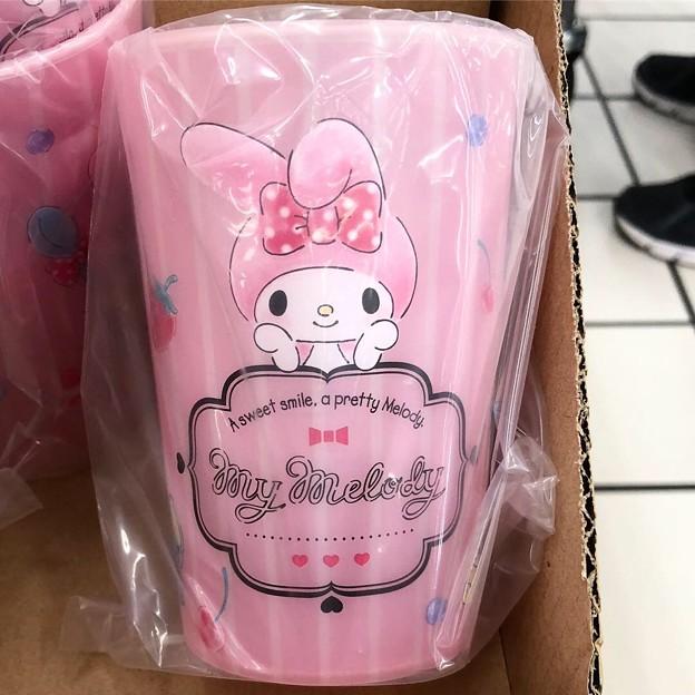 サントリードリンクフェア サンリオキャラクターズハロウィン オリジナルカップ マイメロディ