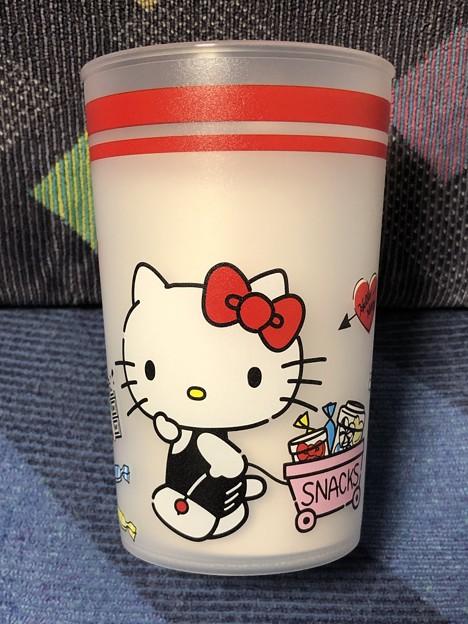 サントリードリンクフェア サンリオキャラクターズハロウィン オリジナルカップ ハローキティ