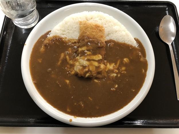 Photos: 煮込みカツチーズカレー