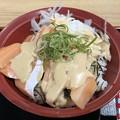 Photos: オニオンサーモン丼
