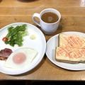 Photos: モーニングサービス 明太マヨネーズ