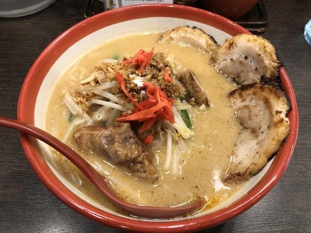 沖縄味噌炙チャーシュー麺