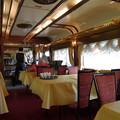 Photos: s7394_トワイライトエクスプレス_朝食後の食堂車