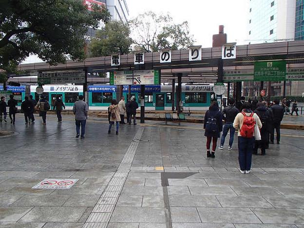 r4434_広島駅前電停_広島県広島市南区_広電