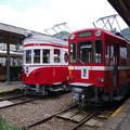 Photos: s0024_旧名鉄美濃駅の展示車両