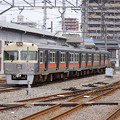 Photos: s6771_伊予鉄3508他_古町車庫